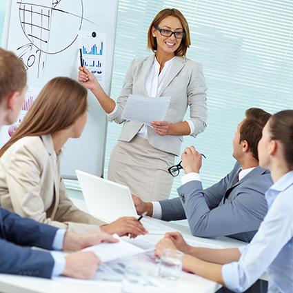 vergader-cursus-vrouw